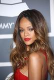 Rihanna,Grammy Awards Photos - Rihanna   at the 55th Grammy Awards-Arrivals  held at the Los Angeles Convention Center