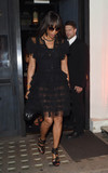 Photos From Naomi Campbell is seen in London, England