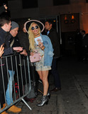 Photos From Lady Gaga is seen in London, England