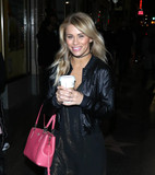 Photos From Paige Vanzant is seen in Los Angeles, CA