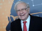 Photos From Warren Buffet at the premiere of