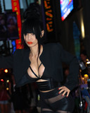 Photos From Bai Ling is seen in Los Angeles, CA