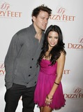 Jenna Dewan,Channing Tatum,Dizzy,Dizzie Photo - Dizzy feet foundations inaugural celebration of dance (Hollywood CA)