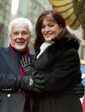 Ann Hampton Callaway Photo - Peter Nero and Ann Hampton Callaway at the 77th Annual Macys Thanksgiving Day Parade in New York City on November 27 2003 Photo Henry McgeeGlobe Photos Inc 2003