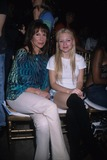 Sale Johnson Photo - Sale Johnson with Casey Johnson House of Field by David Dalrymple Spring 2003 Fashion Show 2002 K26377hmc Photo by Henry Mcgee-Globe Photos Inc