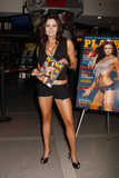 Playboy Models Photo - WWE WRESTLER MARIA AUTOGRAPH SIGNING