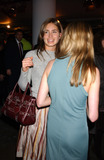 AMANDA HURST Photo - NEW YORK FEBRUARY 10 2005    Lauren Bush and Amanda Hurst at the Calvin Klein Fall 2005 show
