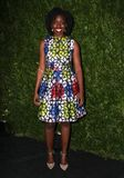 Adepero Uduye Photo - April 22 2014 New York CityAdepero Uduye  attends the Chanel Tribeca Film Festival Artist Dinner at Balthazer on April 22 2014 in New York City