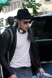 Cory Monteith,CAST MEMBERS,GLEE CAST,CAST MEMBER Photo - NY Candids