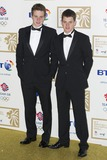 Alistair Brownlee Photo - Jonny and Alistair Brownlee arriving for the British Olympics Ball Grosvenor House Hotel Park Lane London 30112012 Picture by Simon Burchell  Featureflash