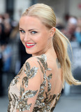 THE ROCK,Malin Akerman Photo - Rock Of Ages Premiere