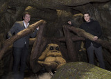 Photos From Harry Potter's Forbidden Forest'  Warner Brother Studio