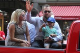 Alex Gordon Photo - Alex Gordon at All- Star Red Carpet Show on 42st From 6ave to 3 Ave 7-16-2013 Photo by John BarrettGlobe Photos