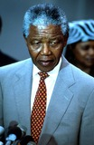 Nelson Mandela Photo - Archival Pictures - Globe Photos - 84220