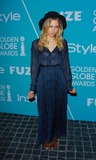 Gillian Zinser,Foreigner Photo - The Hollywood Foreign Press Association (Hfpa) and Instyle Presents a Night of Firsts