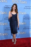 Cara Buono Photo - Cara Buono attends the New York Premiere of Paper Towns the Amc Loews Lincoln Square NYC July 21 2015 Photos by Sonia Moskowitz Globe Photos Inc