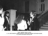 Caroline Kennedy Photo - Andy Warhol Party 31979 (L -R) Lord Hesketh Bobby Hesketh Caroline Kennedy and Mark Shand a BotellaGlobe Photos Inc