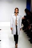 Alberto Biani Photo - Milano Fashion Moda Donna Primavera Estate 2004 Sfilata Alberto Biani 9302003 Photo Byfrezzala FatalapresseGlobe Photos Inc 2003
