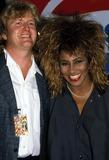 Tina Turner Photo - 1985 Tina Turner and Boyfriend Erwin Bach Photo by Adam ScullrangefindersGlobe Photos