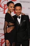 Prabal Gurung,Zoe Saldana Photo - The 2012 Cfda Awards-nyc