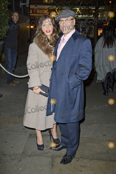 Greg Wallace Photo - LONDON ENGLAND - DECEMBER 12 Greg Wallace attending English National Ballet Annual Christmas Season Celebrity Party at St Martins lane Hotel on December 12 2013 in London England CAPCJChris JosephCapital Picturesface to face- Germany Austria Switzerland and USA rights only -