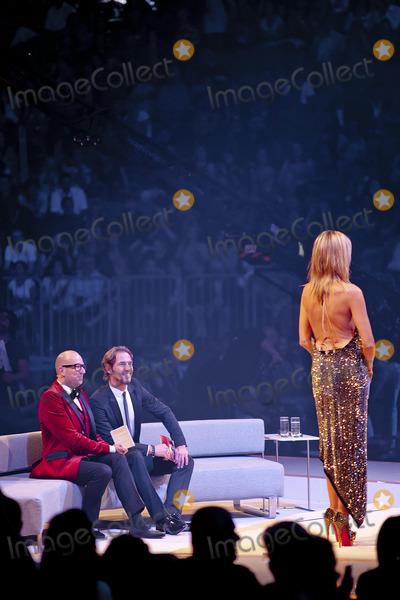 Thomas Hayo Photo - Heidi Klum Thomas Rath Thomas Hayo Germanys Next Topmodel Finale Koelnarena Koeln 07062012Credit Willy C Randerathface to faceCredit wcrARTface to face
