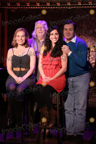 Lee Roy Photo - Tiffan Borelli Martin Charnin Jennifer Apple and Lee Roy Reams perform a preview of Something Funnys Going On at 54 Below on October 23 2013 in New York CityCredit McBrideface to face