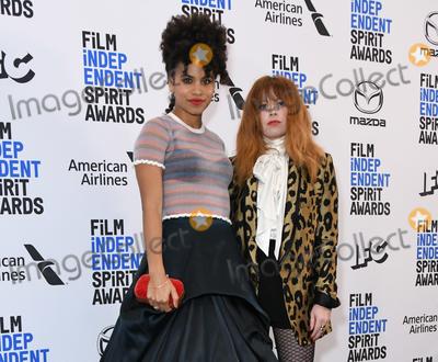 Natasha Lyonne Photo - 21 November 2019 - Los Angeles California - Zazie Beets Natasha Lyonne 2019 Film Independent Spirit Awards Nominations held at The Line LA Photo Credit Birdie ThompsonAdMedia