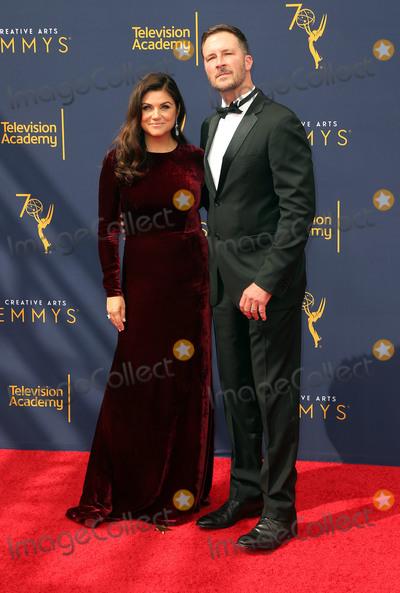 Brady Smith Photo - 08 September 2018 - Los Angeles California - Tiffani Thiessen Brady Smith 2018 Creative Arts Emmys Awards held at Microsoft Theater Photo Credit F SadouAdMedia