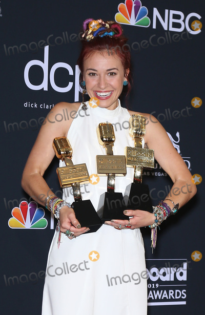 Lauren Daigle Photo - 01 May 2019 - Las Vegas NV - Lauren Daigle  2019 Billboard Music Awards at MGM Grand Garden Arena Press Room Photo Credit mjtAdMedia