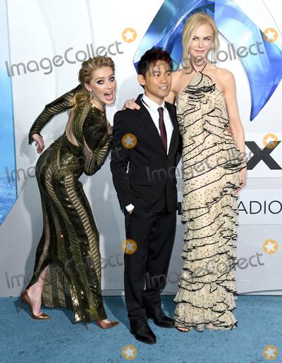 Nicole Kidman Photo - 12 December 2018 - Hollywood California - Amber Heard James Wan Nicole Kidman  Aquaman Los Angeles Premiere held at TCL Chinese Theatre Photo Credit Birdie ThompsonAdMedia