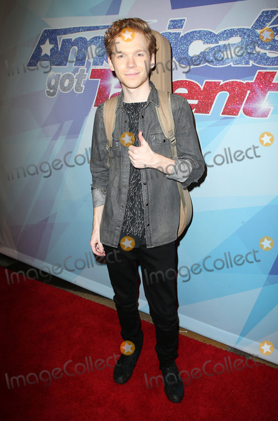 Chase Goehring Photo - 05 September 2017 - Hollywood California - Chase Goehring NBC Americas Got Talent Season 12 Live Show held at the Dolby Theatre Photo Credit F SadouAdMedia