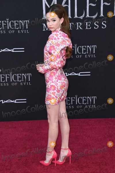 Ruby Jay Photo - 30 September 2019 - Hollywood California - Ruby Jay Disneys Maleficent Mistress of Evil Los Angeles Premiere held at The El Capitan Theatre Photo Credit Birdie ThompsonAdMedia