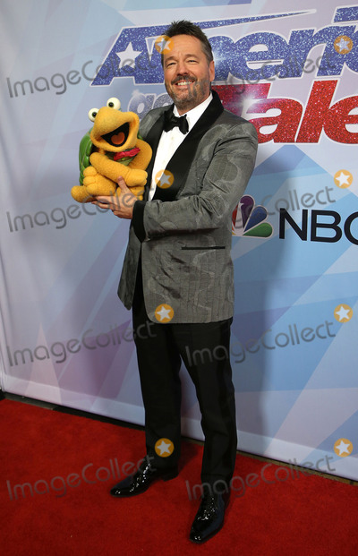 Terry Fator Photo - 20 September 2017 - Hollywood California - Terry Fator NBC Americas Got Talent Season 12 Finale held at Dolby Theatre Photo Credit F SadouAdMedia