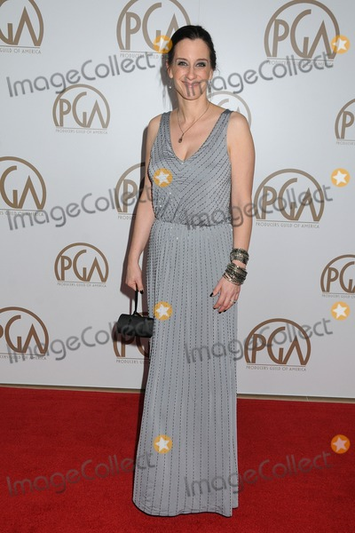 Allison Abbate Photo - 26 January 2013 - Beverly Hills California - Allison Abbate 24th Annual Producers Guild Awards held at the Beverly Hilton Hotel Photo Credit Byron PurvisAdMedia