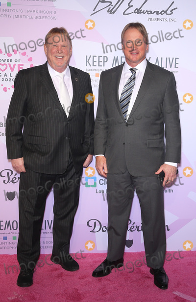 Neil Diamond Photo - 07 March 2020 - Las Vegas NV - Mark Davis Jon Gruden  Keep Memory Alive Honors Neil Diamond at 24th Annual Power of Love Gala at MGM Grand Garden Arena Photo Credit MJTAdMedia