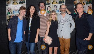 Alan Tudyk Photo - 25 July 2014 - Hollywood California - John Karna Katei FIndlay Dan Beers Carlson Young Brian Huskey Alan Tudyk Arrivals for the LA opening night screening of IFC MIDNIGHTS Premature held at the Arena Theater in Hollywood Ca Photo Credit Birdie ThompsonAdMedia