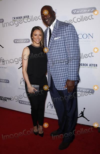 Michael Jordan Photo - 13 March 2015 - Las Vegas NV -  Yvette Prieto Michael Jordan The Derek Jeter Celebrity Invitational at ARIA Resort  CasinoPhoto Credit mjtAdMedia