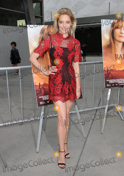 Christina Moore Photo - 07 June 2017 - Hollywood California - Christina Moore Los Angeles premiere of Pray For Rain held at ArcLight in Hollywood Photo Credit Birdie ThompsonAdMedia