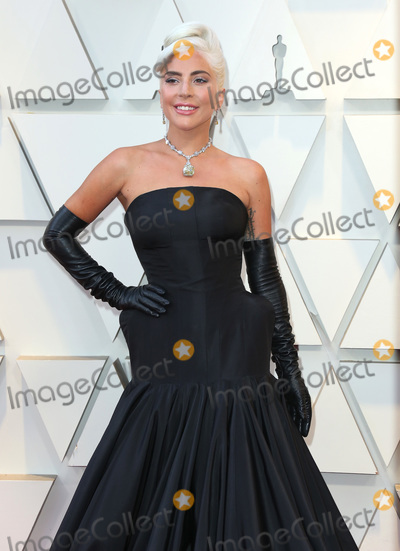 Lady GaGa Photo - 24 February 2019 - Hollywood California - Lady Gaga 91st Annual Academy Awards presented by the Academy of Motion Picture Arts and Sciences held at Hollywood  Highland Center Photo Credit AdMedia