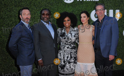 Wendel Pierce Photo - 10 August 2016 - West Hollywood California Thomas Lennon Wendell Pierce Yvette Nicole Brown Linsdsay Sloane Matthew Perry 2016 CBS CW Showtime Summer TCA Party held at Pacific Design Center Photo Credit Birdie ThompsonAdMedia