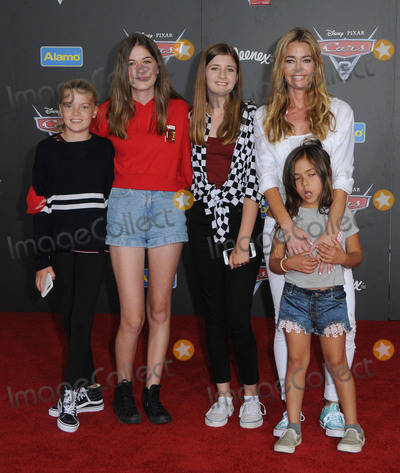Denise Richards Photo - 10 June 2017 - Anaheim California - Denise Richards Premiere of Disney Pixars Cars 3 held at the Anaheim Convention Center in Anaheim Photo Credit Birdie ThompsonAdMedia