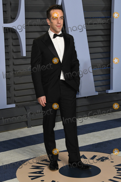 Bj Novak Photo - 04 March 2018 - Los Angeles California - BJ Novak 2018 Vanity Fair Oscar Party following the 90th Academy Awards held at the Wallis Annenberg Center for the Performing Arts Photo Credit Birdie ThompsonAdMedia