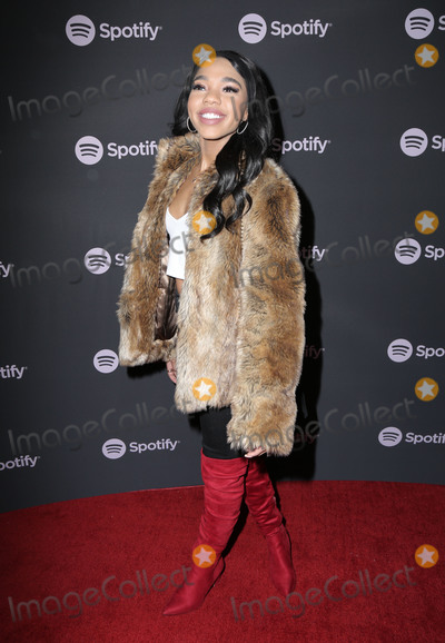 Teala Dunn Photo - 07 February 2019 - Westwood California - Teala Dunn Spotify Best New Artist 2019 Event held at Hammer Museum Photo Credit PMAAdMedia