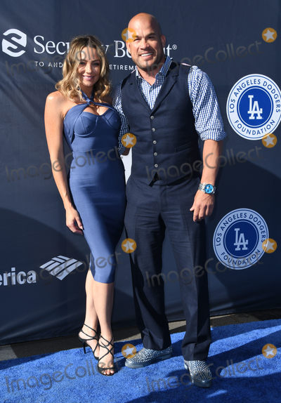 Amber Nicole Photo - 11 June 2018 - Los Angeles California - Amber Nicole Tito Ortiz 4th Annual Los Angeles Dodgers Foundation Blue Diamond Gala held at Dodger Stadium Photo Credit Birdie ThompsonAdMedia