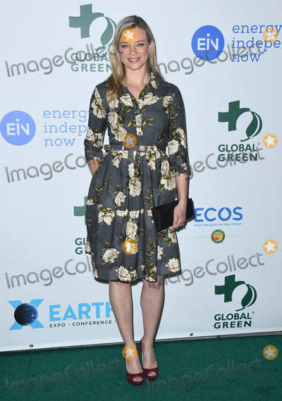 Amy Smart Photo - 28 February 2018 - Hollywood California - Amy Smart 15th Annual Global Green Pre-Oscar Gala held at NeueHouse Photo Credit Birdie ThompsonAdMedia
