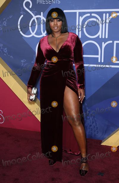 Remy Ma Photo - 06 November 2016 - Las Vegas Nevada -  Remy Ma Soul Train Awards 2016 Red Carpet at the Orleans Arena  Photo Credit MJTAdMedia