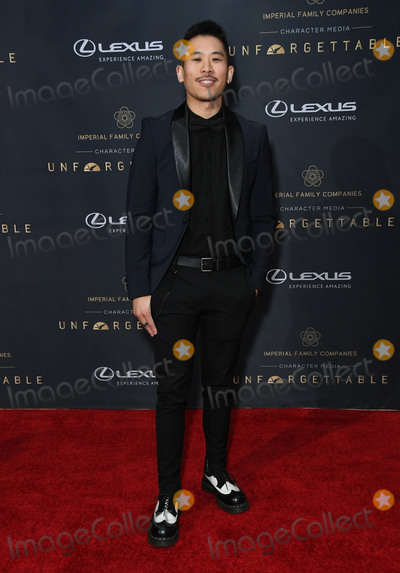 Kaos Photo - 14 December 2019 - Beverly Hills California - Lawrence Kao Unforgetttable Gala 2019 held at Beverly Hilton Hotel Photo Credit Birdie ThompsonAdMedia