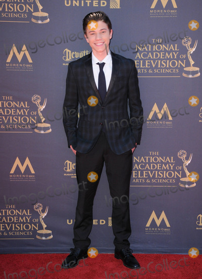 Anthony Turpel Photo - 30 April 2017 - Pasadena California - Anthony Turpel 44th Annual Daytime Emmy Awards held at Pasadena Civic Centerin Pasadena Photo Credit Birdie ThompsonAdMedia
