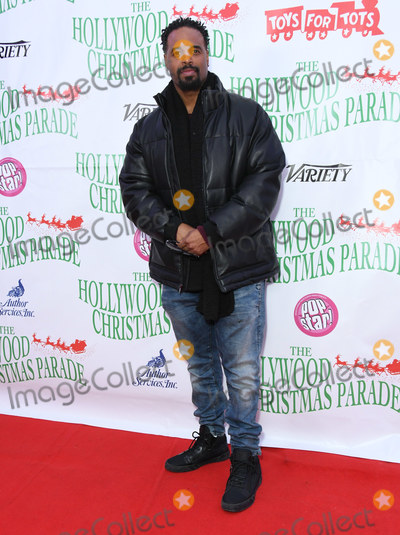 The 88 Photo - 01 December 2019 - Hollywood California - Shawn Wayans The 88th Annual Hollywood Christmas Parade  held at Hollywood Blvd Photo Credit Birdie ThompsonAdMedia
